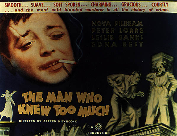The Man Who Knew Too Much - Bruised Onion Studio